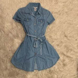 Guess Girls Jean Dress